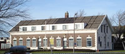 Hoekvanholland_commandantswoning